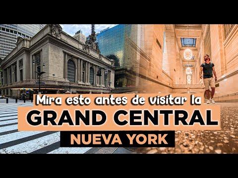 Increíbles secretos de la Grand Central en Nueva York que no sabías. Guia New York MolaViajar