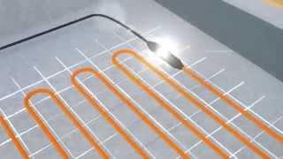 Woks — электрический теплый пол Одескабель(Продукция «Woks»: — Тёплый пол под плитку, в стяжку. — Тёплый пол под ламинат, линолеум. — Системы антиобледен..., 2014-10-21T15:15:05.000Z)