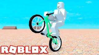 Roblox - SIMULADOR DE BMX !! - Roblox Bmx Simulador 🎮