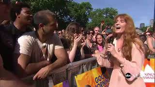Florence + the Machine - Shake it Out (Live at GMA - Summer Concert Series 2018)
