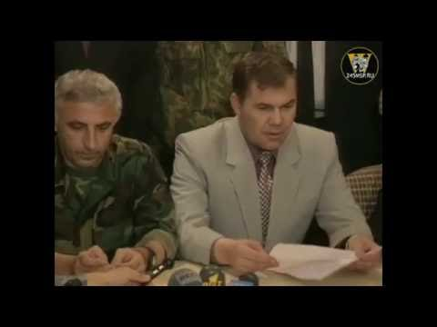 Хасавюрт 1996 год подписания договора о конце«чеченской войны»