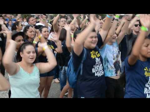 2ª Peregrinação da Juventude ao Santuário de Nossa Senhora do Rocio