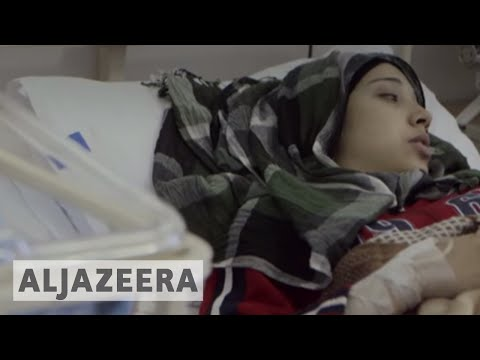Syrian refugees face hardship in giving birth in Lebanon