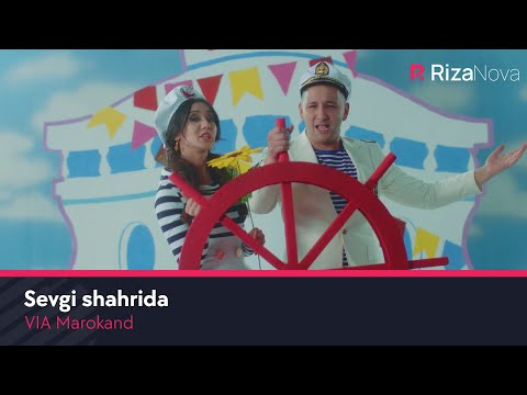VIA Marokand - Sevgi shahrida | ВИА Мароканд - Севги шахрида
