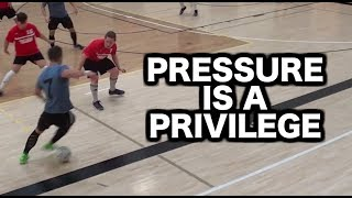 Futsal Highlights | Dylan Tooby | Progressive FC vs. SAIT Trojans 2017 Video