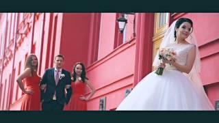 Свадебное видео прогулка Григорий и Наталья