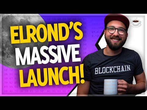 Elrond eGLD, Cardano NFT, Secret Network, Bitcoin, and more! // Crypto Over Coffee ep.61