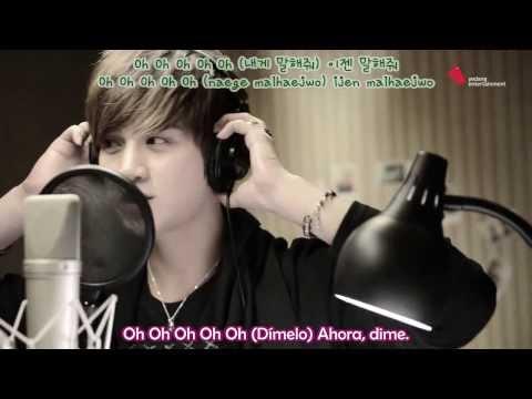 C-CLOWN - 'Tell Me' (말해줘) MAKING FILM [Sub. Español + Rom + Hangul] HD