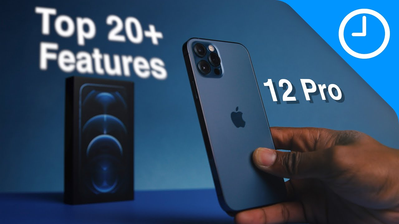 Apple iPhone 12 Pro: Top 20+ Features! - download from YouTube for free