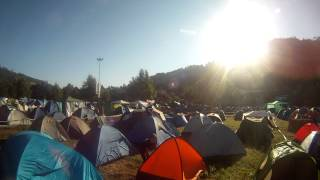 Gois 2014 - Camping Lotado...