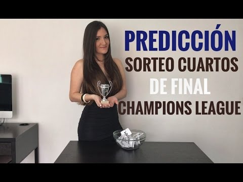 Predicci n sorteo cuartos de final de la champions league for Cuartos de final coac 2017