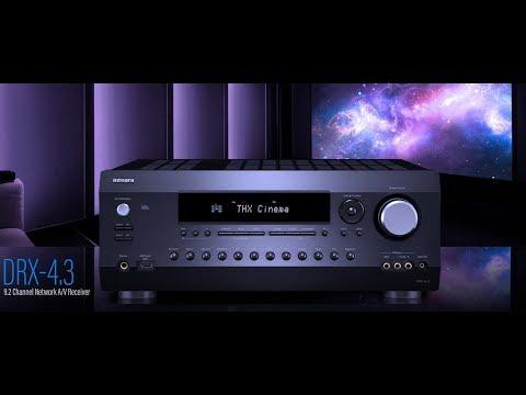 Integra DRX-4.2 & DRX-4.3 9.2 Channel AV Receiver Review