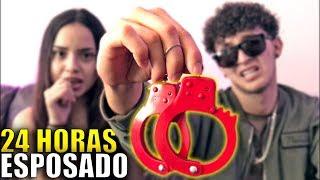 24 HORAS ESPOSADO CON MI CHICA RETO (HotSpanish Vlogs)