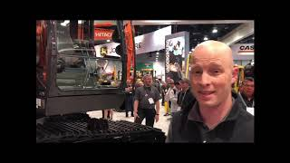 Video still for What's New From Hitachi at ConExpo 2020