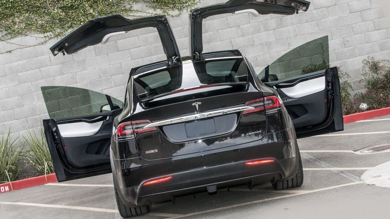 2018 tesla x. Simple 2018 2018 Tesla Model X Safety AMAZING In Tesla X