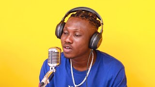 Zlatan drops a fire freestyle on SHOW OFF with Amazing Klef!