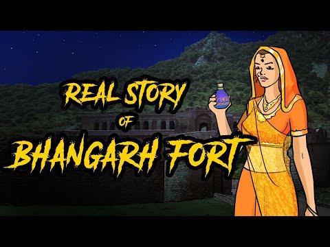 Night At Bhangarh Fort | Hindi Horror Story | Khooni Monday E07 🔥🔥🔥