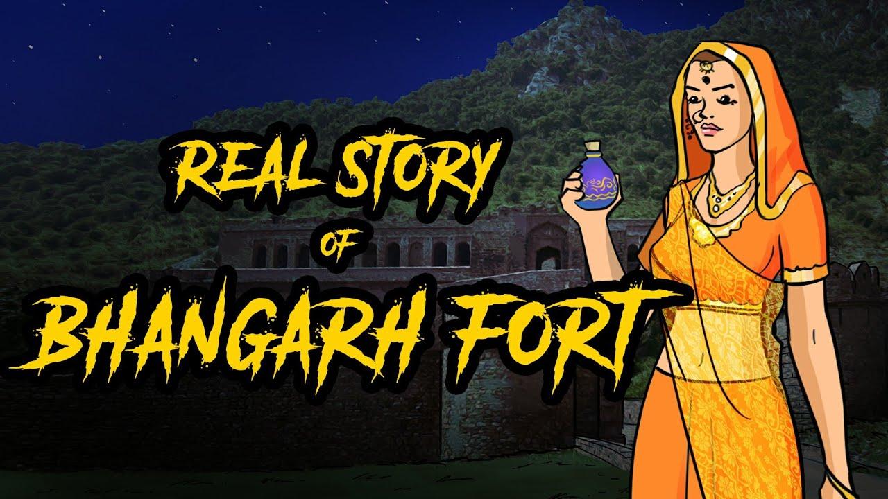 Download Night At Bhangarh Fort | भानगढ़ की सच्ची कहानी  | Khooni Monday E07 🔥🔥🔥