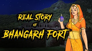Night At Bhangarh Fort | Horror Story in Hindi | Khooni Monday E07 🔥🔥🔥