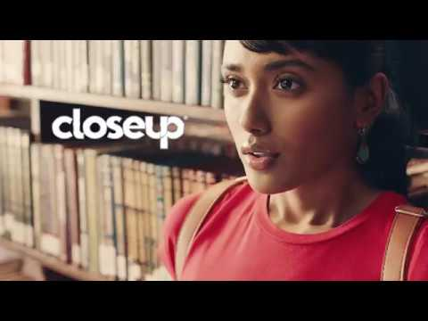 Closeup Everfresh: Seize the unexpected moment & get closer with closeup confidence