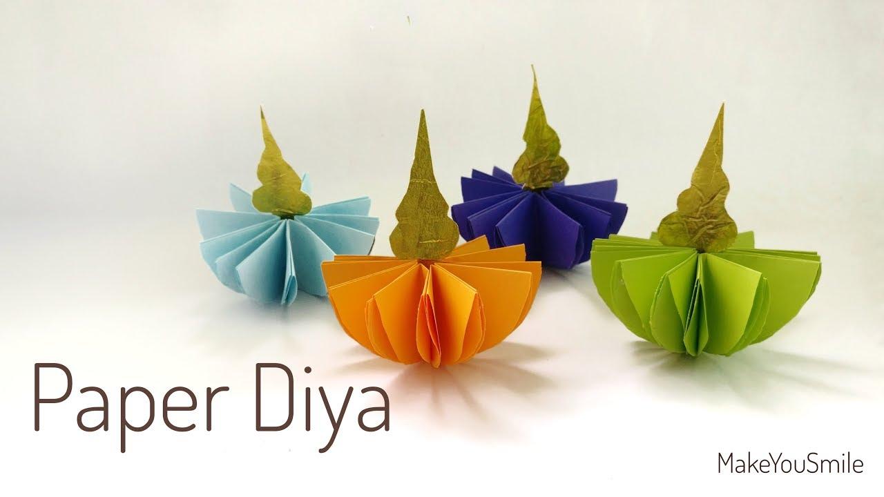 Diwali Paper Craft