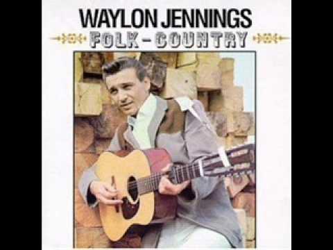 Cindy of New Orleans - Waylon Jennings(1966 Folk Country)