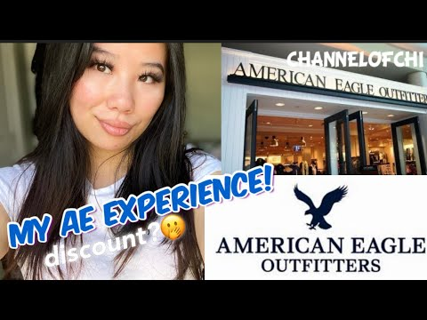 WORKING At AMERICAN EAGLE | PAY + DISCOUNT + Drama??