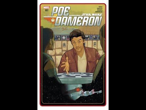 [Canon] Poe Dameron #27 The Awakening Part 2