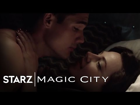 Magic City  Magic City Season Update  STARZ
