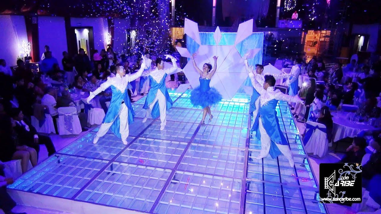 Xv A 241 Os Lupita Vals Principal Frozen Bailes Modernos Sal 243 N
