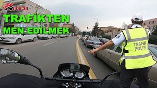 Trafikten Men Nedir? Motosiklet Hangi Hallerde Men Edilir? | Motovlog