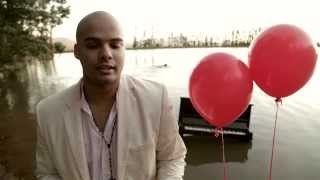 "On set with Jimmy Nevis feat Kwesta ""Balloon"" Music Video"