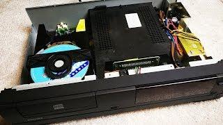 LSTlog #6: PHILIPS CD-I 210 Unboxing, Reparatur & Testing