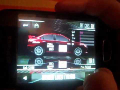 Need For Speed Shift on Samsung Galaxy Mini GT-S5570
