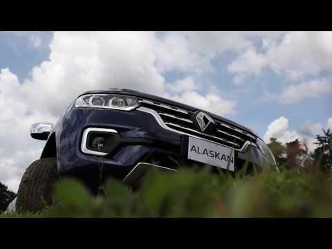 Camilo Tello voz Renault Alaskan