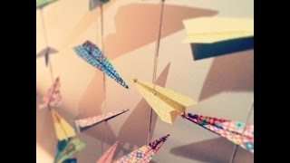 The Perfect Paper Airplane Project