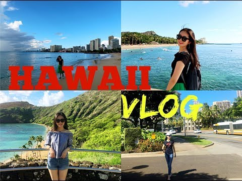 HAWAII VLOG | 购物友好的檀香山Honolulu | 免税店闲逛