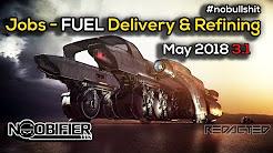 Star Citizen Jobs - Fuel Delivery & Collection - 2018 #nobullshit Vulcan StarFarer 3.1