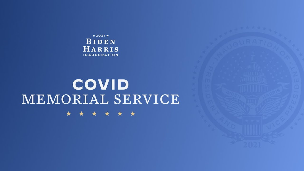 Tune In: Nationwide COVID-19 Memorial