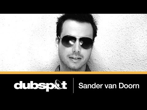 Sander van Doorn Interview @ Ultra Music Festival 2014: Production, Logic Pro, and More!