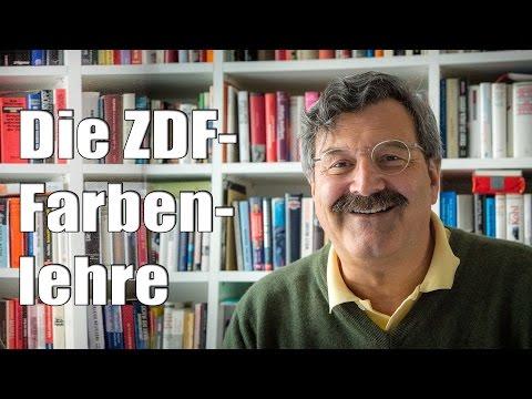 Nikolaus Brender: Die ZDF-Farbenlehre