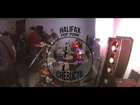 CHEBUCTO - 'Feeling Fine' Live @ Plan B, Halifax 02/11/17