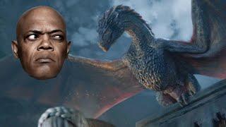 Samuel L. Jackson RECAPS Game Of Thrones | What's Trending Now