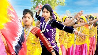 चाँद का टुकडा जैसे तेरा प्यारा सा चेहरा लगता है  Beautiful Girl's Dance Video Adivasi Timli Dance