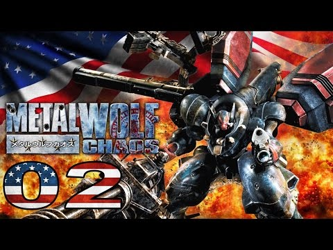 Let's Play Metal Wolf Chaos - 02 (The Wilson Treatment)