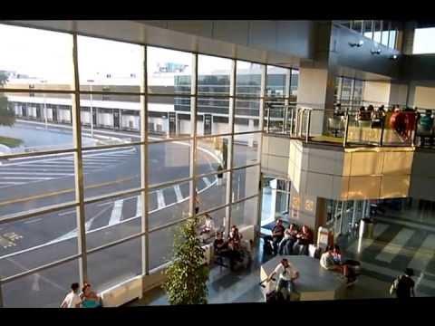 aerodrom nikola tesla beograd mapa Belgrade Airport   Aerodrom Nikola Tesla, Beograd, Serbia   YouTube aerodrom nikola tesla beograd mapa