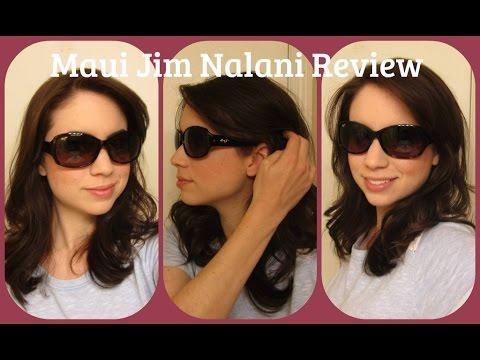 60399cf4f5dcb Maui Jim Nalani Review - YouTube