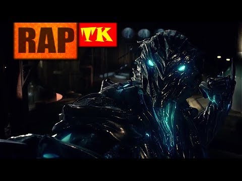 Rap do Savitar (The Flash) // O Deus Da Velocidade // TK RAPS #RPV