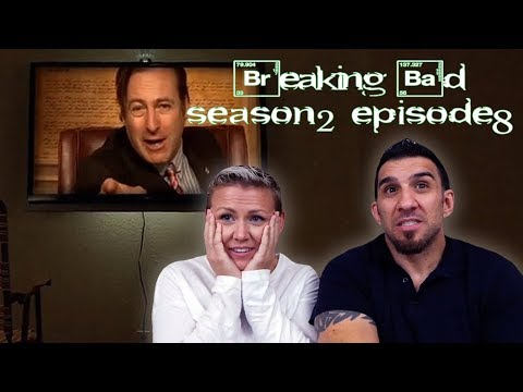 Breaking Bad Season 2 Episode 8 'Better Call Saul' REACTION!!
