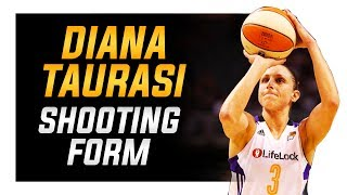 Diana Taurasi Shooting Form: WNBA Shooting Secrets